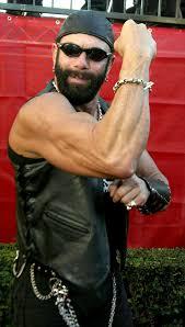 hyper masculine man